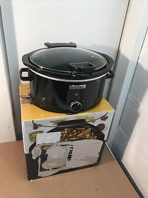 The Original Crockpot 5.7l Used Once With Fully Working And Box Please Read • 0.99£