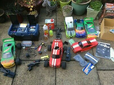 HPI Rush Evo Nitro Sport Truck(S) With Lots Of Spares • 250£
