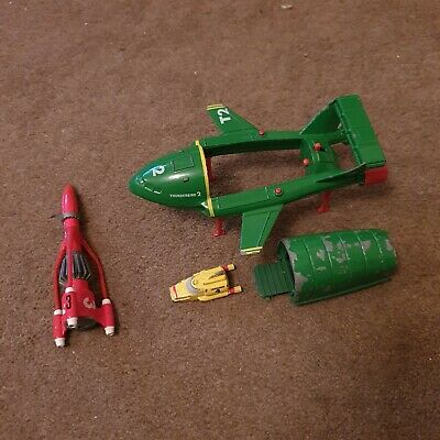 MATCHBOX   1992 Thunderbird  2 3 And 4 • 11.70£