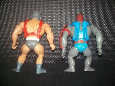 $29.99 • Buy Zodac Stratos Figures Lot Vintage He-Man And The Masters Of The Universe MOTU