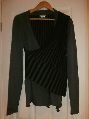 Quirky & Stylish Sarah Pacini Top/jumper, One Size, Made In Italy • 19.99£