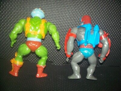 $49.99 • Buy Stratos Man-At-Arms Vintage Lot He-Man And The Masters Of The Universe MOTU