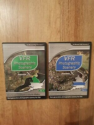 Horizon VFR Scenery Add On FSX • 15£