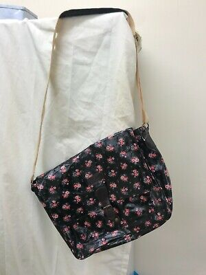 Lee Cooper Floral Crossbody Bag Satchel Very Good Condition (002) • 1£