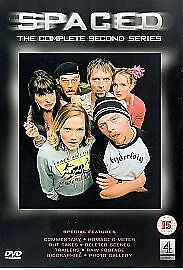 £1 • Buy Spaced - The Complete Second Series (DVD, 2002). Simon Pegg