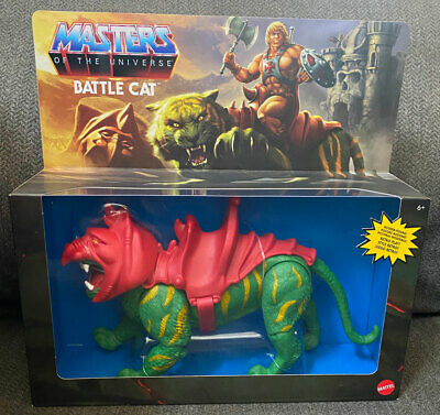 $34.95 • Buy Retro Play Masters Of The Universe Origins He-Man BATTLE CAT Action Figure NEW