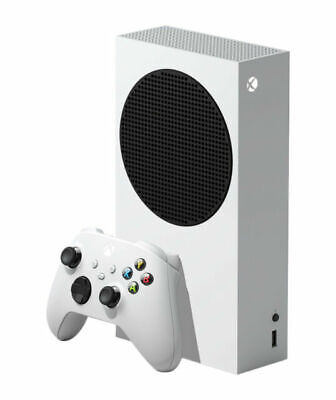 AU595.99 • Buy Microsoft Xbox Series S 512GB  Video Game Console - White - New In Stock