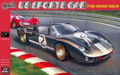 Magnifier (ex Trumpeter) 0019 1:12th Scale Ford GT-40 • 69.99£