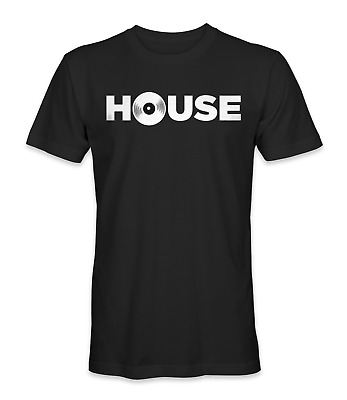 House Music Is The Best! I Love Listening To Music T-shirt • 13.44£