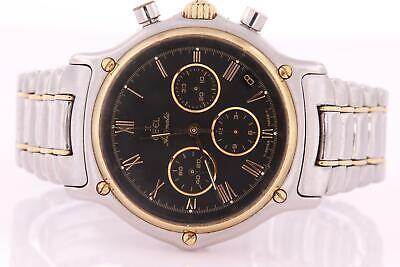 Ebel 1911 El Primero Chronograph Steel And Gold Automatic Mens Watch Zenith • 1,950£