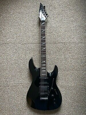 ASI Sustainiac (Vintage Rare Late 80s/Early 90s Guitar - Floyd Rose/Sustainer) • 500£