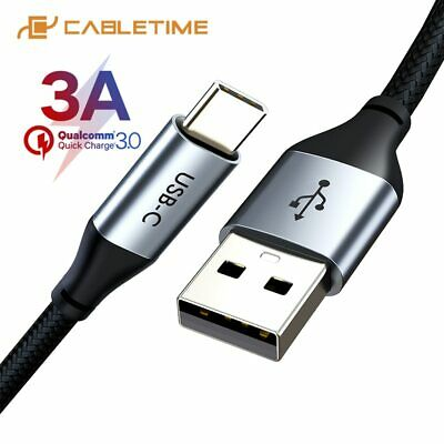 AU4.99 • Buy Premium USB Type-C To USB3.0 AM Cable 5Gbps Charging & Sync With