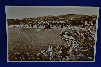 Oban From Pulpit Hill Posted 1957 • 1£