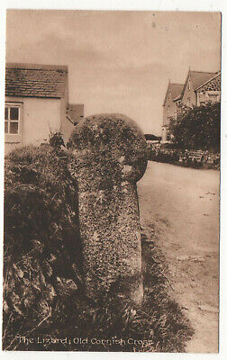 Postcard Of The Lizard Old Cornish Cross F. Frith & Co.   • 1.65£