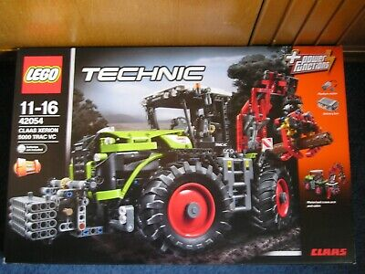 LEGO Technic CLAAS XERION 5000 TRAC VC (42054) New + Sealed. Rare Retired Set. • 53.50£