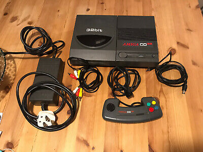 Commodore Amiga CD32 Bit Console Tested Working • 149.99£