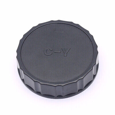 HOT Lens Rear Cover Cap For CY C/Y Mount Contax Yashica Hot B8M5 New Black F7Q0 • 2.37£