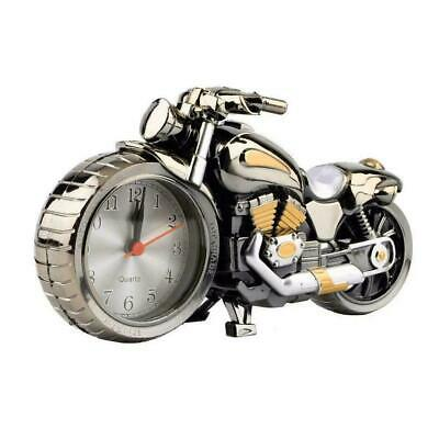 Motorcycle Alarm Clock Cool Unusual Gadget Xmas Gift Birthday Present H8M7 • 6.76£