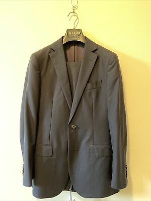 AU250 • Buy MJ Bale Dark NAVY Suit Jacket 36R And Trousers 30W (Hincher)