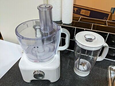 Kenwood Multi Pro 1000w Food Processor, Excellent Condition + Lots Accessories • 16£