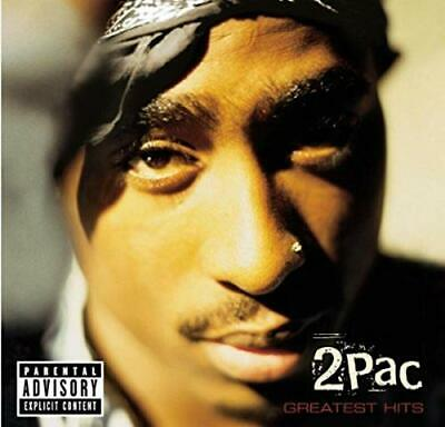 2pac - 2pac Greatest Hits - Double CD - NEW • 14.09£