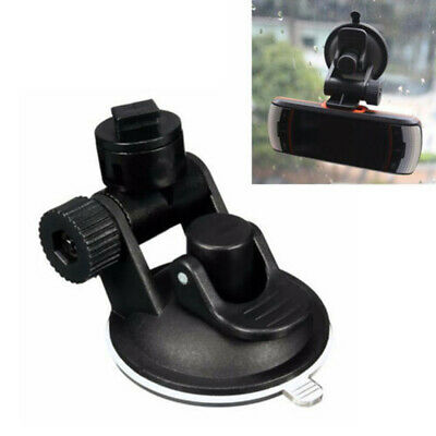 AU8.25 • Buy Black Car Dash Cam Camera Video Recorder Mount Holder Stand Bracket Suction-Cup
