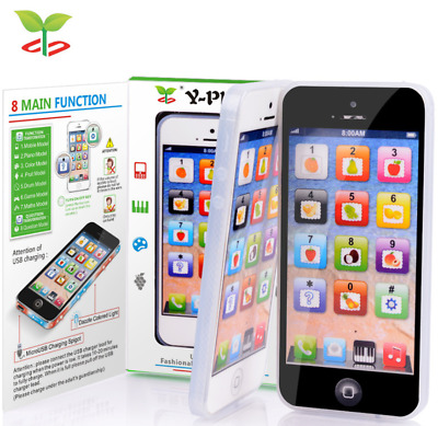 AU9.99 • Buy Kids Baby Toys Mobile Phone Education Learning Puzzle Touch Yphone Children