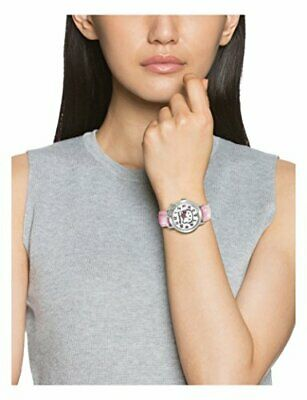 $ CDN50.68 • Buy CITIZEN QQ Watch Hello Kitty Analog Leather Belt Made In Japan White Pink