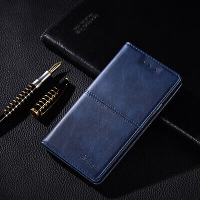 AU15.70 • Buy For OPPO A52/AX7/A73/A91/A9 2020 Case PU Leather Magnetic Flip Slot Wallet Cover