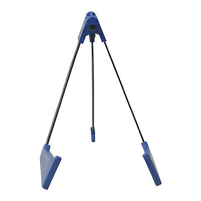 AU10.08 • Buy A-Frame Tripod Floor Standing Guitar Stand - Blue