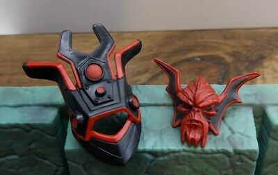 $14.99 • Buy Masters Of The Universe Classics Horde Prime Head & Mask Helmet Parts Lot