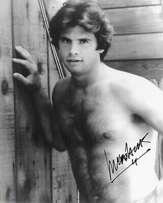 Lorenzo Lamas Original Autographed 8X10 Photo #14 - Falcon Crest, Renegade • 31.33£