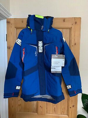 Gill OS2 Offshore Men's Jacket Blue XS • 80£