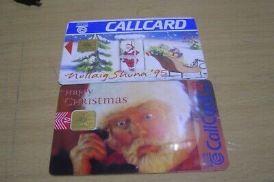 Collectable Phone Cards Christmas ( Rare ) Two Cards  • 0.99£
