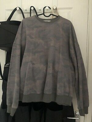 George Camouflage Jumper Size 14 • 8£