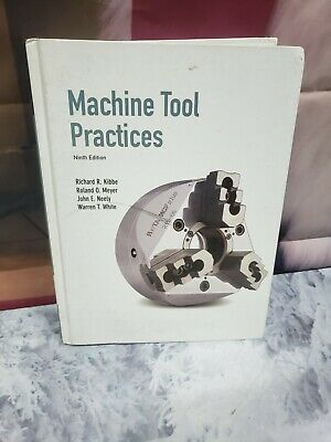 $39 • Buy Machine Tool Practices [9th Edition]