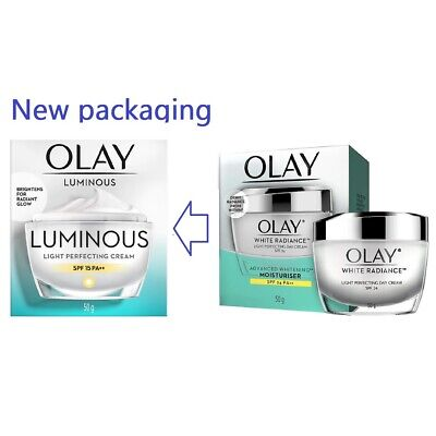 AU39.57 • Buy OLAY White Radiance Brightening Intensive Day Cream SPF24 PA++ UV Protection 50g