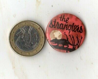 £12.65 • Buy Band  The Stranglers    Original Vintage 1970's  Button Pin Badge