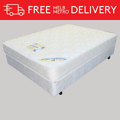 AU549.99 • Buy Superior Backcare Mattress Bed Ensemble BRAND NEW 10 Year Warranty