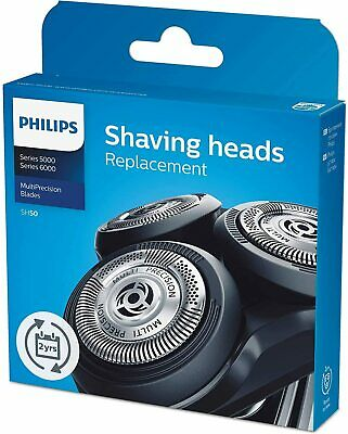 AU73.28 • Buy Philips Series 5000 Shaver Replacement Heads Shaving Heads And Blades SH50