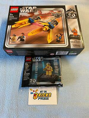 AU64.99 • Buy Lego Star Wars Lot Of 2 Sets 30624 & 75258 New/Sealed/Retired/Hard To Find
