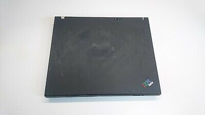 Vintage IBM ThinkPad T42 Laptop With Parallel Port RARE 1GB Ram 40GB HDD XP • 99.99£