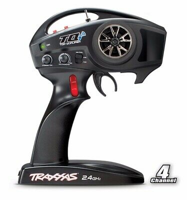 $ CDN101.22 • Buy Traxxas 6530 Transmitter TQi Traxxas Link Enabled 2.4GHz High Output 4-Channel