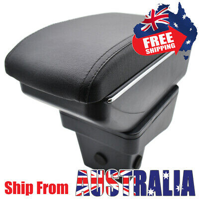 AU58.99 • Buy Car Styling Soft Top Armrest For Suzuki Vitara 2015-2019 Storage Function Box