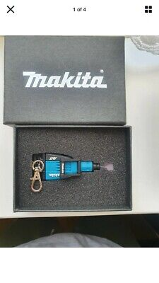 Brand New And Original Makita Hammer 8gb USB Memory Stick Key Ring.. • 9£