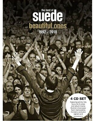 Suede - Beautiful Ones Deluxe CD Includes Signed Card 750 Only Sold Out • 50£