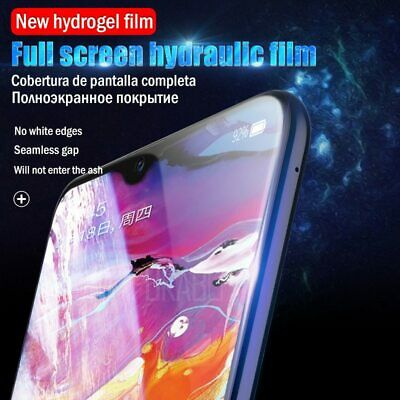 $ CDN4.62 • Buy 25D Screen Protector For Samsung Galaxy Note 9 10 Pro S10 Plus Hydrogel For