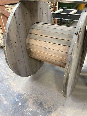 4ft Wooden Cable Reel  • 35£