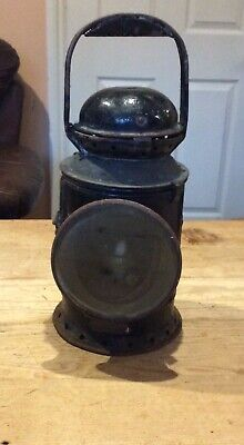Veritas Railway Guards Hand Held Signal Lamp With Rotating Lens   # 500 • 69£