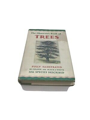 The Observer's Book Of Trees • 3.99£